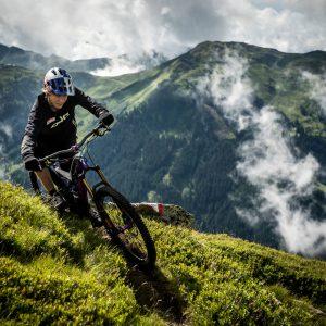 Biken in Saalbach Hinterglemm, Bike Verleih, Sport Hagleitner, Sommer, Sommerurlaub, Bike, Rad, Mountainbike, Fotorechte: © saalbach.com, Nathan Hughes