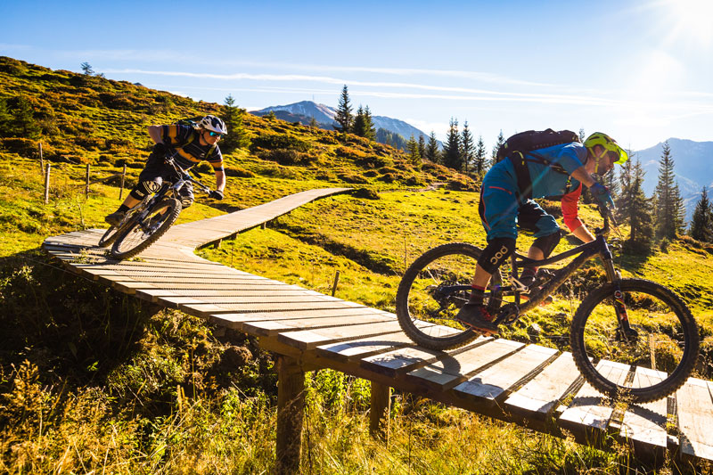 Biken in Saalbach Hinterglemm, Bike Verleih, Sport Hagleitner, Sommer, Sommerurlaub, Bike, Rad, Mountainbike, Mountainbiketouren, Bike-Guiding, Fotorechte: © saalbach.com, Tom Bause